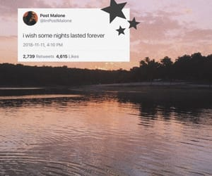 quotes, aesthetic, and sunset image