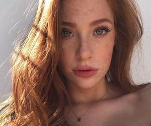 beauty, fashion, and freckles image