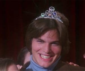that 70s show, ashton kutcher, and michael kelso image