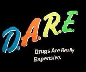 drugs, dare, and quotes image