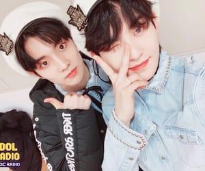 changmin, the boyz, and hyunjoon image