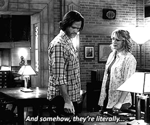 gif, supernatural, and mary winchester image