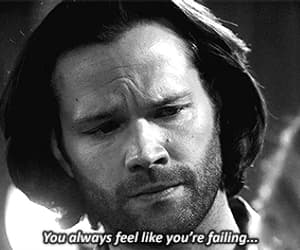 gif, spn, and sam winchester image