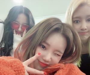 Nancy, jooe, and hyebin image