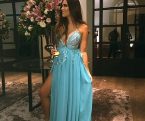 dress, Prom, and tifany image