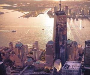 city life, new york city, and new york image