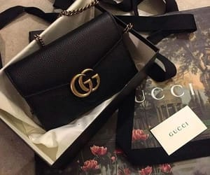 bag, luxury, and gucci image