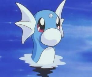 anime, pokemon, and water image