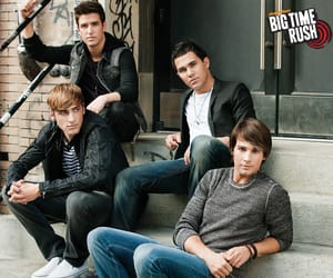 adorable, big time rush, and logan henderson image