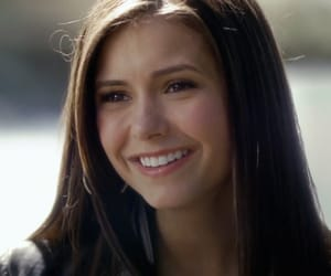 Nina Dobrev, elena gilbert, and the vampire diaries image