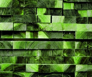 abstract, green, and textures image