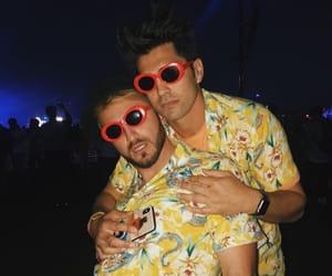 best friend, festival, and coachella image