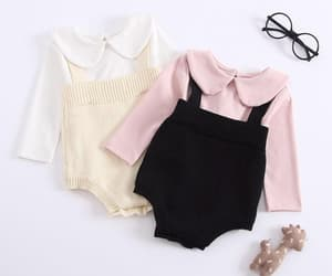 baby, fashion, and cute baby image