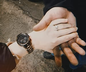 date, her, and patience image