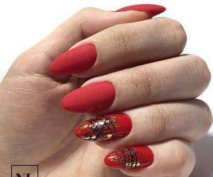 glance, nailart, and nails image