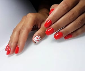 bright, manicure, and nails image