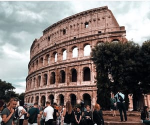 city, italy, and photography image