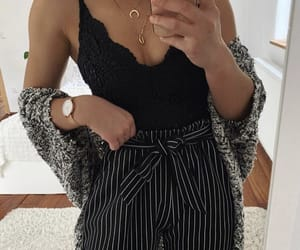 girls, outfit, and cute image