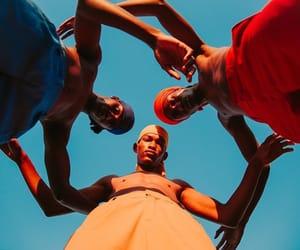 art, black men, and black image