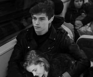 black, couple, and Francisco Lachowski image