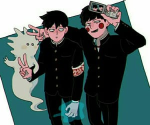 dimple, mob psycho 100 2, and mob image