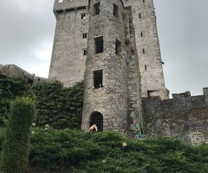 castle, ireland, and wanderlust image