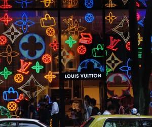 Louis Vuitton, alternative, and fashion image