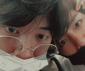 selca, kim taehyung, and bts image