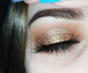 beauty, makeup, and nail art image