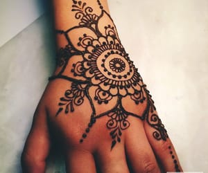 henna, piclab, and pretty image