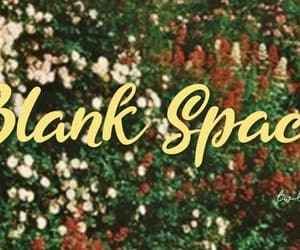 blank space, songs, and twlficons image