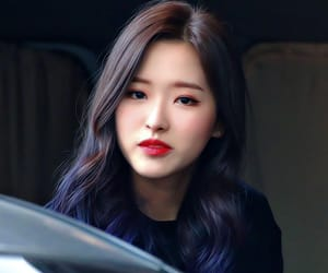 icon, loona, and kpop image