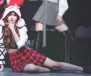 girl group, girlgroup, and yuehua entertainment image