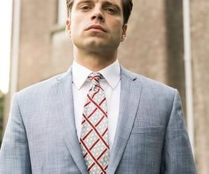 handsome, sebastian stan, and Hot image
