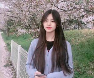 idols, yeji, and korea image