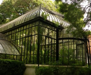 botanical garden, buenos aires argentina, and exterior architecture image