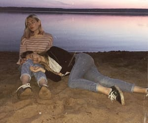 beach, fashion, and tumblr image