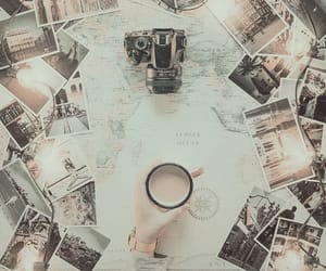 aesthetic, photography, and coffee image