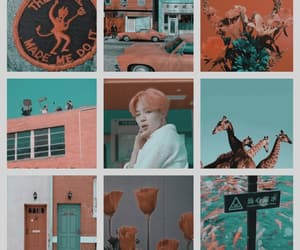 aesthetic, bts, and jimin image