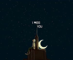 i miss you and song image