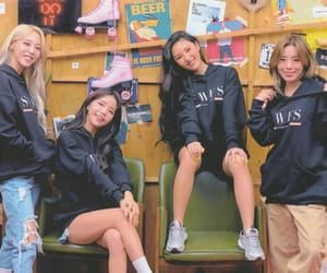 girls, kpop, and solar image