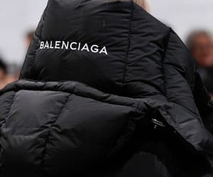 fashion, Balenciaga, and style image