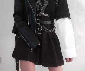 fashion, clothes, and grunge image