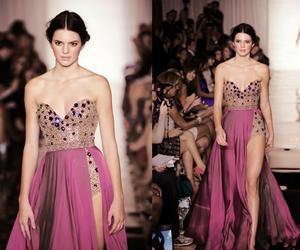 dress, jewelry, and kardashians image