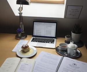 coffee, graduation, and light image