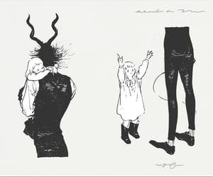 anime, art, and Devil image