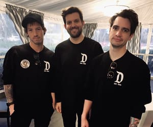 brendon urie, disney, and P!ATD image