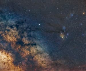 astronomy, constellations, and cosmos image