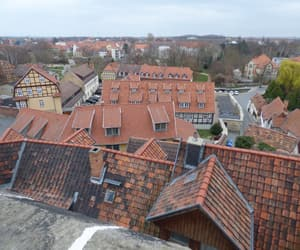 castle, fernweh, and quedlinburg image