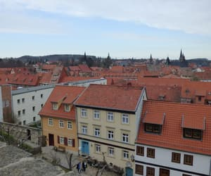 city, rooftop, and germany image
